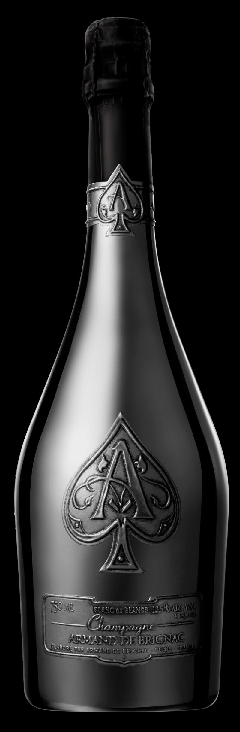 ブラン・ド・ブラン - Armand de Brignac Champagne
