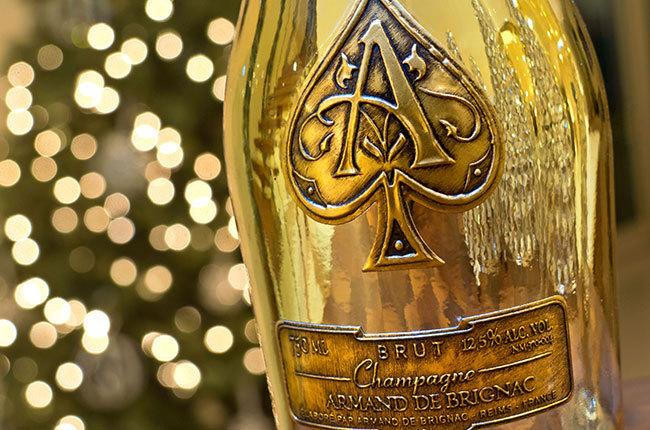 Decanter Uncovers The Ace of Spades