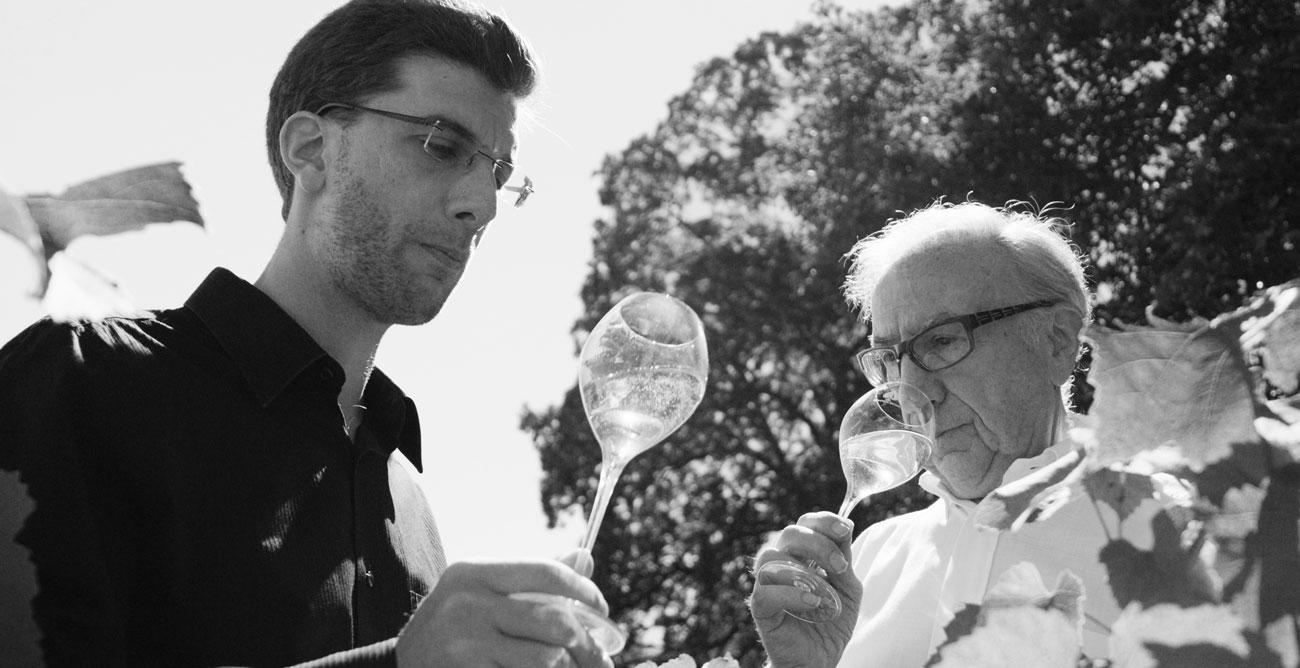 Chez Armand de Brignac - Armand de Brignac Champagne