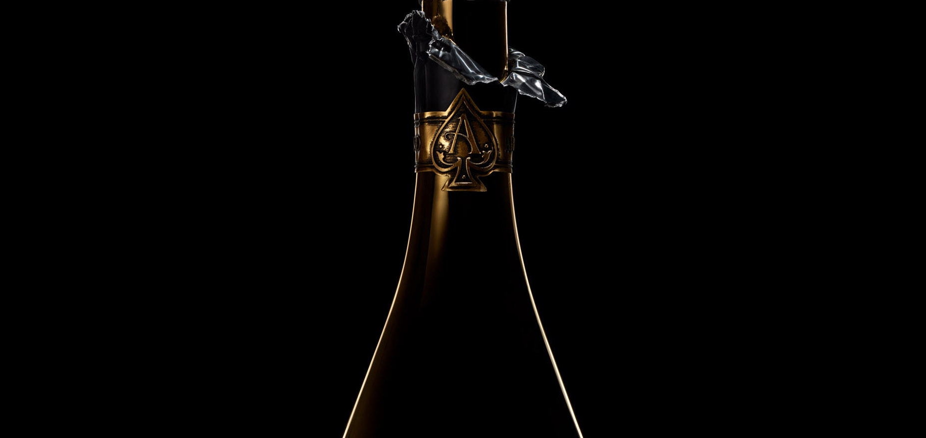 Over Armand de Brignac - Armand de Brignac Champagne