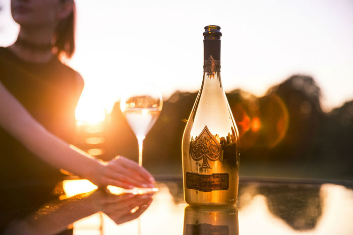 Armand de Brignac Champagne Arrives in Brazil