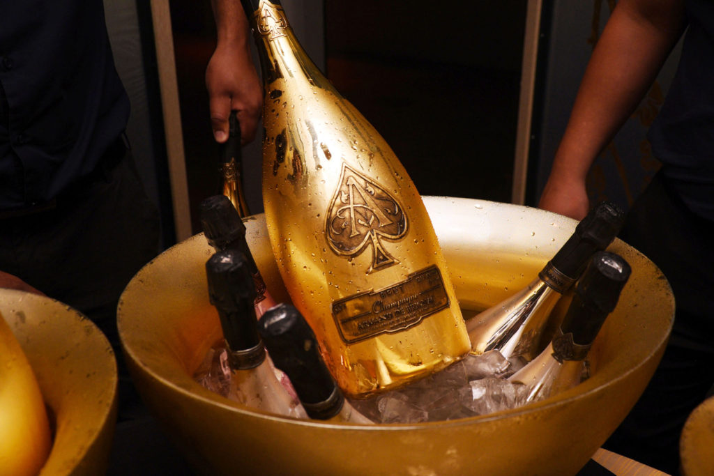 Inside Haute Living's Exclusive Armand de Brignac Dinner in Miami