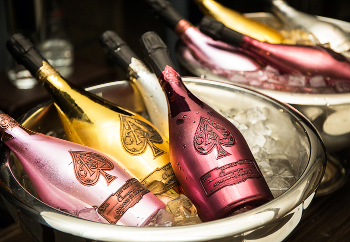 A Toast to Hong Kong's champagne collectors at Seasons by Olivier E.