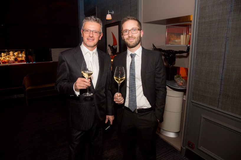 Armand De Brignac & Chef Arnaud Lallement Debut New Luxury Dining Experience - Armand de Brignac Champagne