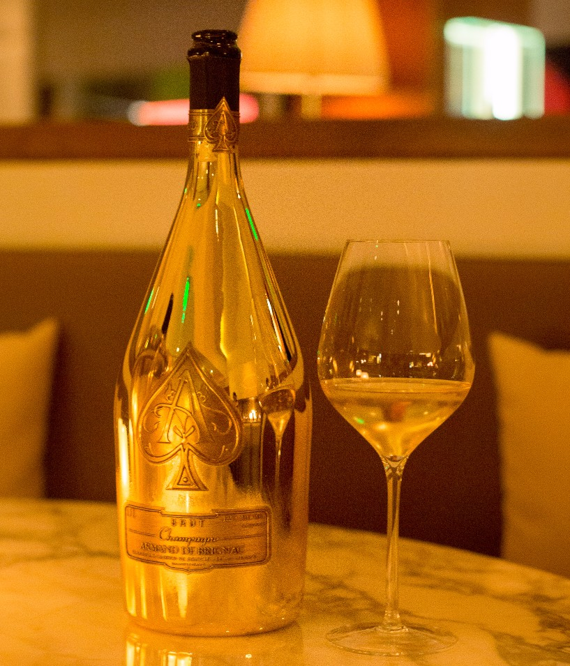 Armand De Brignac & Chef Arnaud Lallement Debut New Luxury Dining Experience