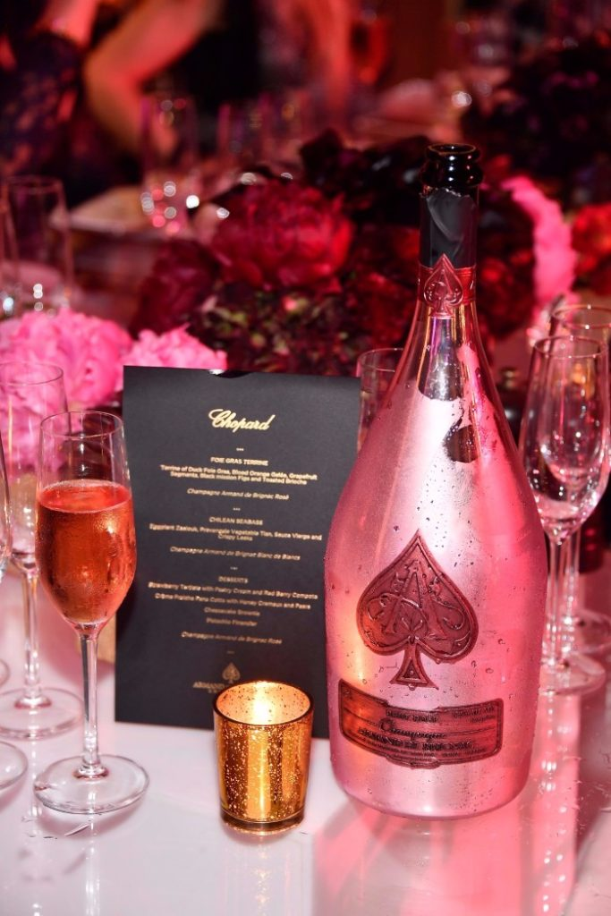 Champagne Armand de Brignac and Chopard's 'Creatures of the Night' Dinner, Art Basel Miami Beach