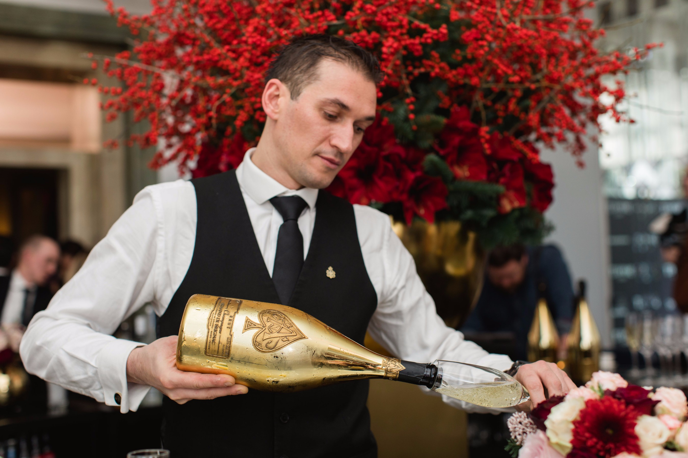 Inside The 2017 Brilliant Is Beautiful Gala at Claridge's, London - Armand de Brignac Champagne