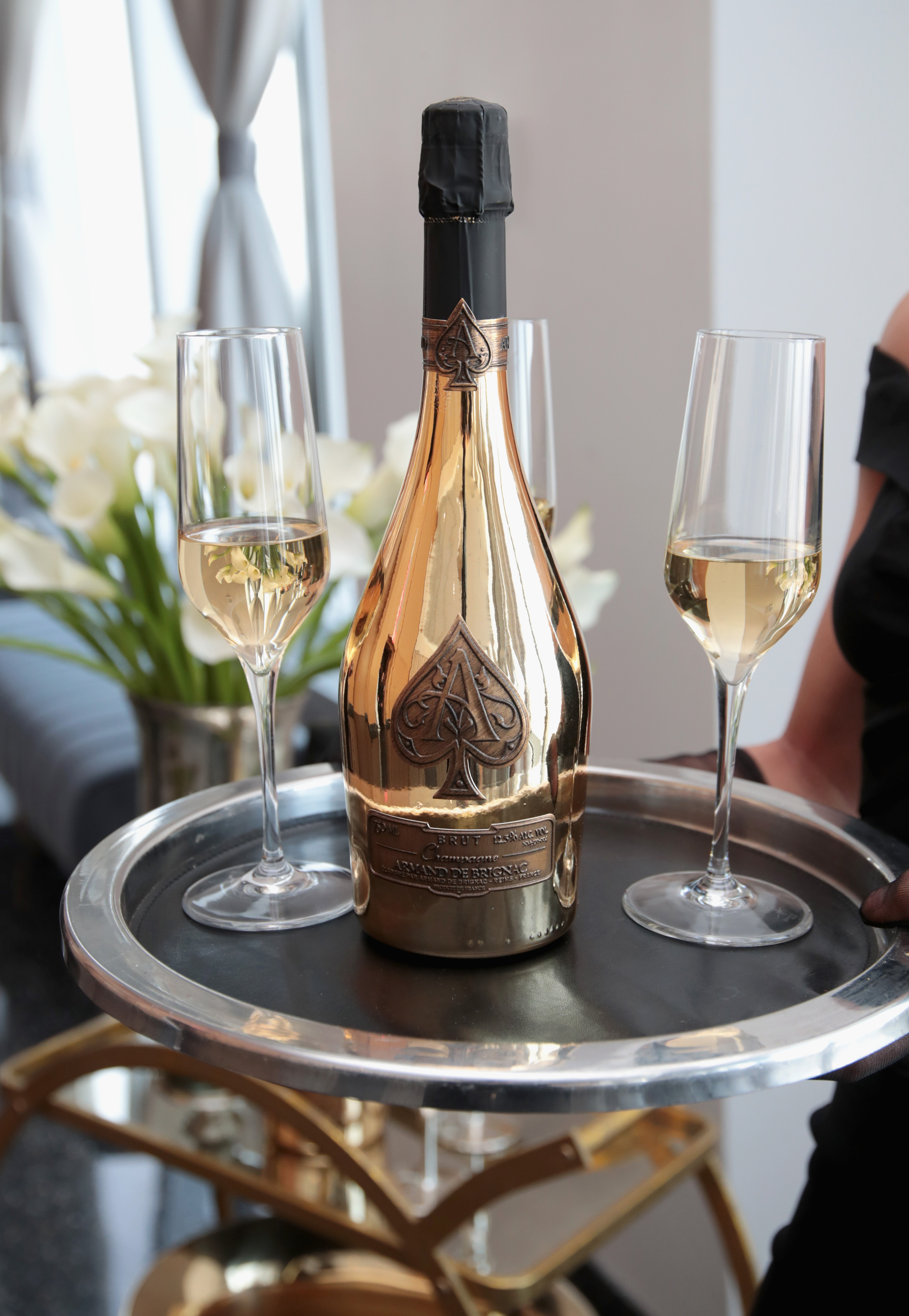 INSIDE THE 7TH ANNUAL ROC NATION BRUNCH - Armand de Brignac Champagne