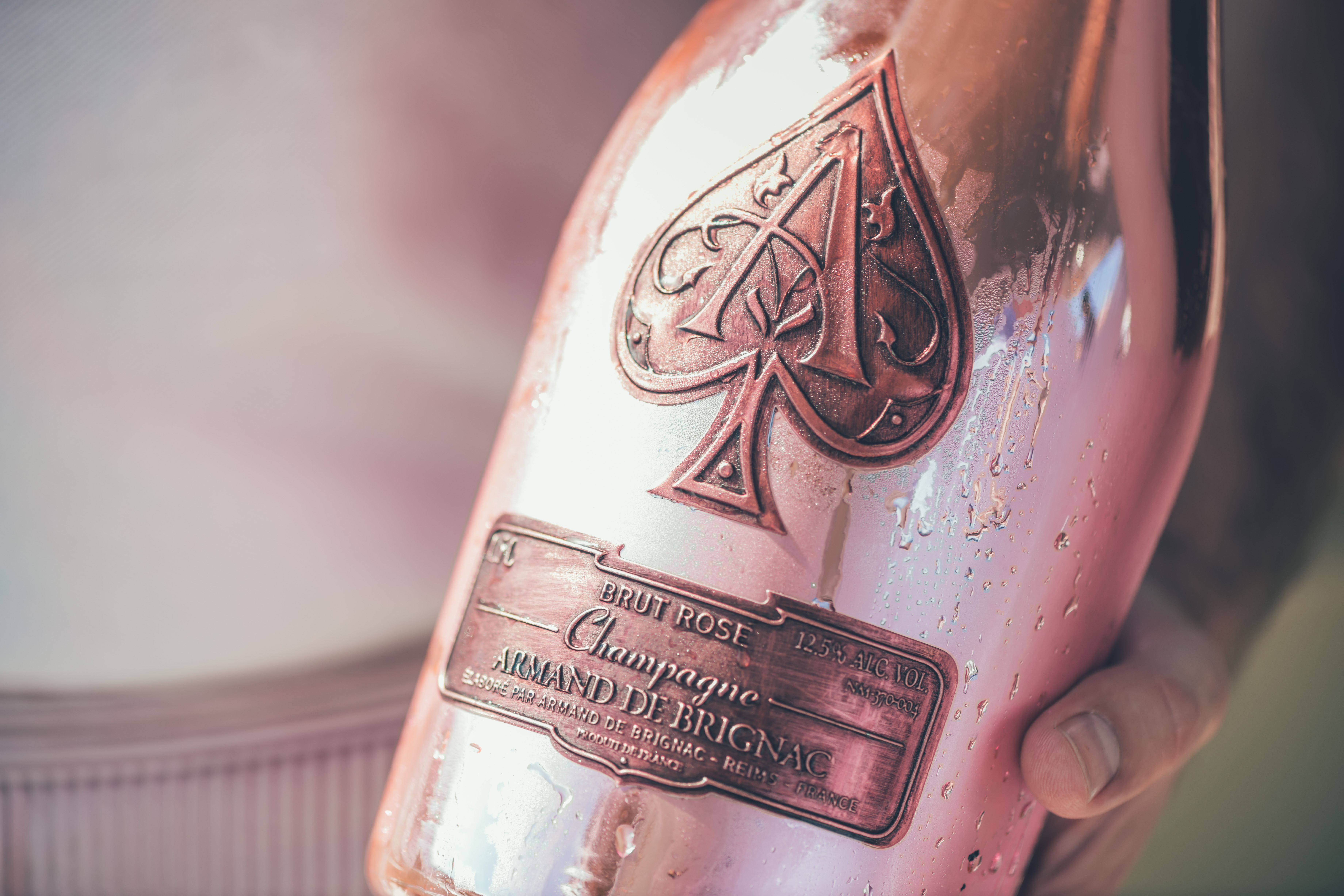 Armand de Brignac Rosé awarded Best Rosé Champagne of the World in the 2017 Best Wine of the World Competition