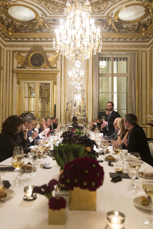 Celebrating Blanc de Blancs en Magnum at Hôtel de Crillon - Armand de Brignac Champagne