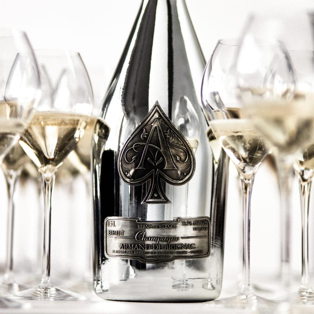 Champagne Armand de Brignac Releases Rare Blanc de Blancs en Magnum