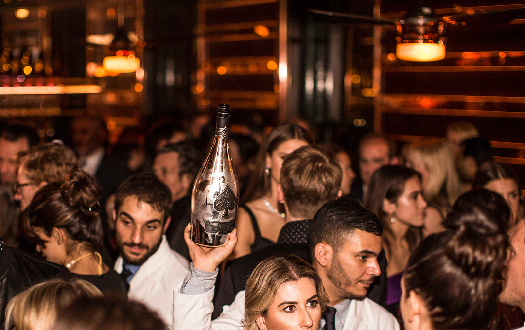 Blanc de Blancs en Magnum Launch at Casa Cruz - Armand de Brignac Champagne