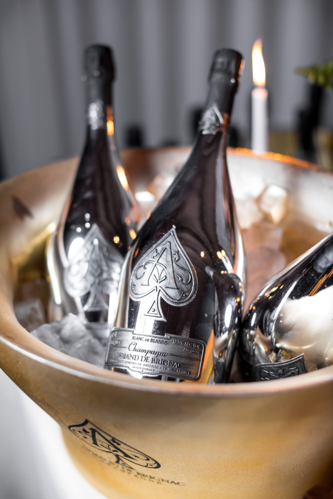 """THE GREATEST RELEASE FROM ARMAND DE BRIGNAC TO DATE"", THE NEW BLANC DE BLANCS EN MAGNUM IS AWARDED 95 - 97 POINTS"