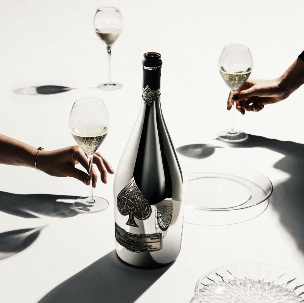 What is the most premium champagne of all time?