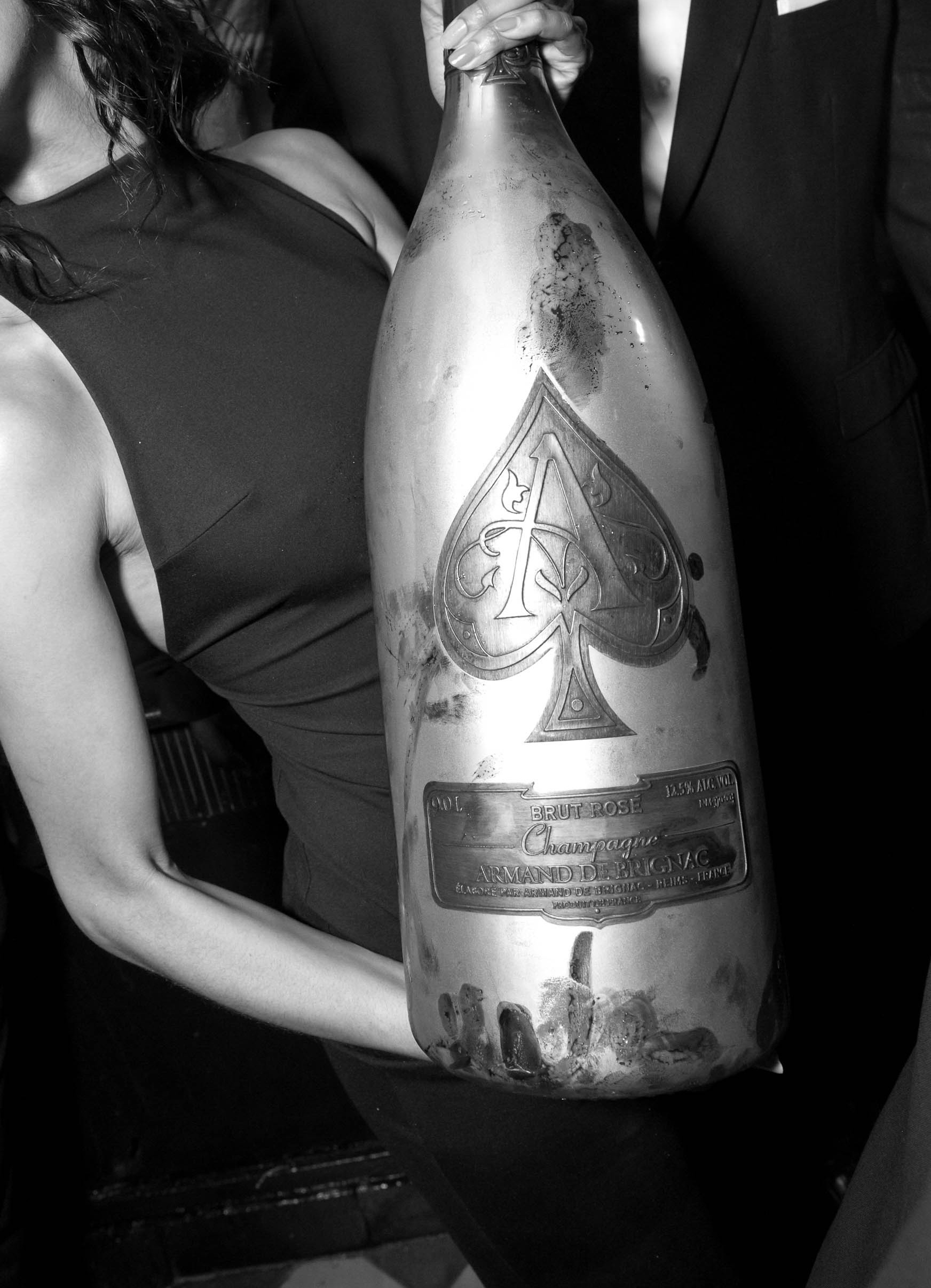 Rihannas 2018 Met Gala After Party - Armand de Brignac Champagne