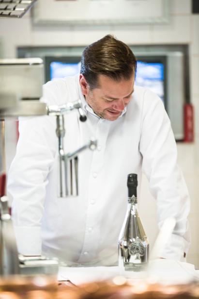 Introducing Armand De Brignacs New Dinner En Magnum At 3-Star LAssiette Champenoise - Armand de Brignac Champagne