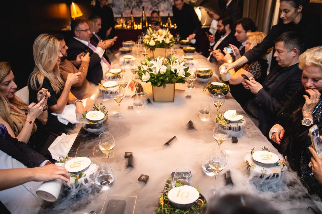 Funky Gourmet Celebrates 10th Anniversary With Launch of Armand De Brignac Pairing Menu