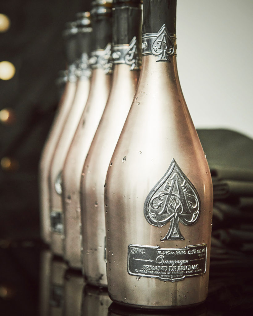 Armand de Brignac Blanc de Noirs Assemblage Three Launches in New York City