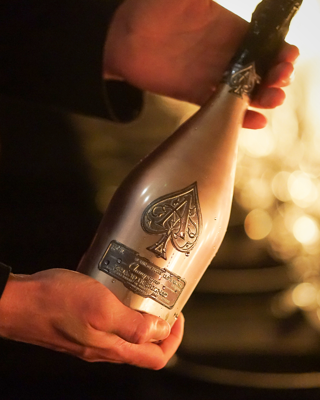 Armand de Brignac Blanc de Noirs Assemblage Three Launches in New York City - Armand de Brignac Champagne