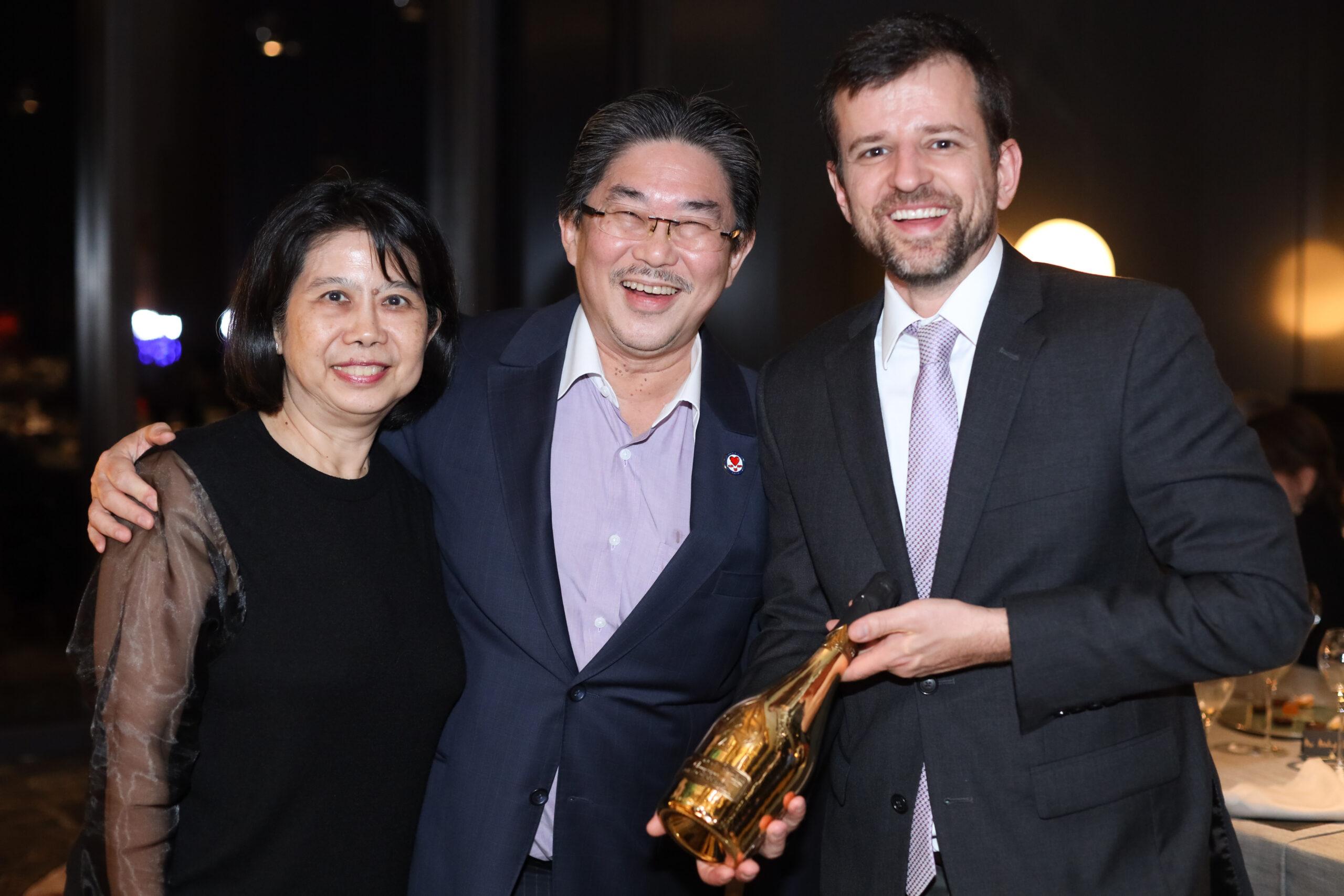 ARMAND DE BRIGNAC HOSTS FIRST DINNER IN MALAYSIA AT NEWLY-OPENED SABAYON - Armand de Brignac Champagne