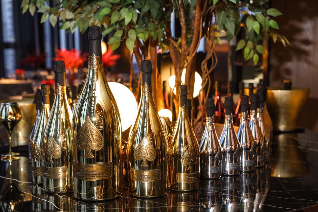 ARMAND DE BRIGNAC HOSTS FIRST DINNER IN MALAYSIA AT NEWLY-OPENED SABAYON