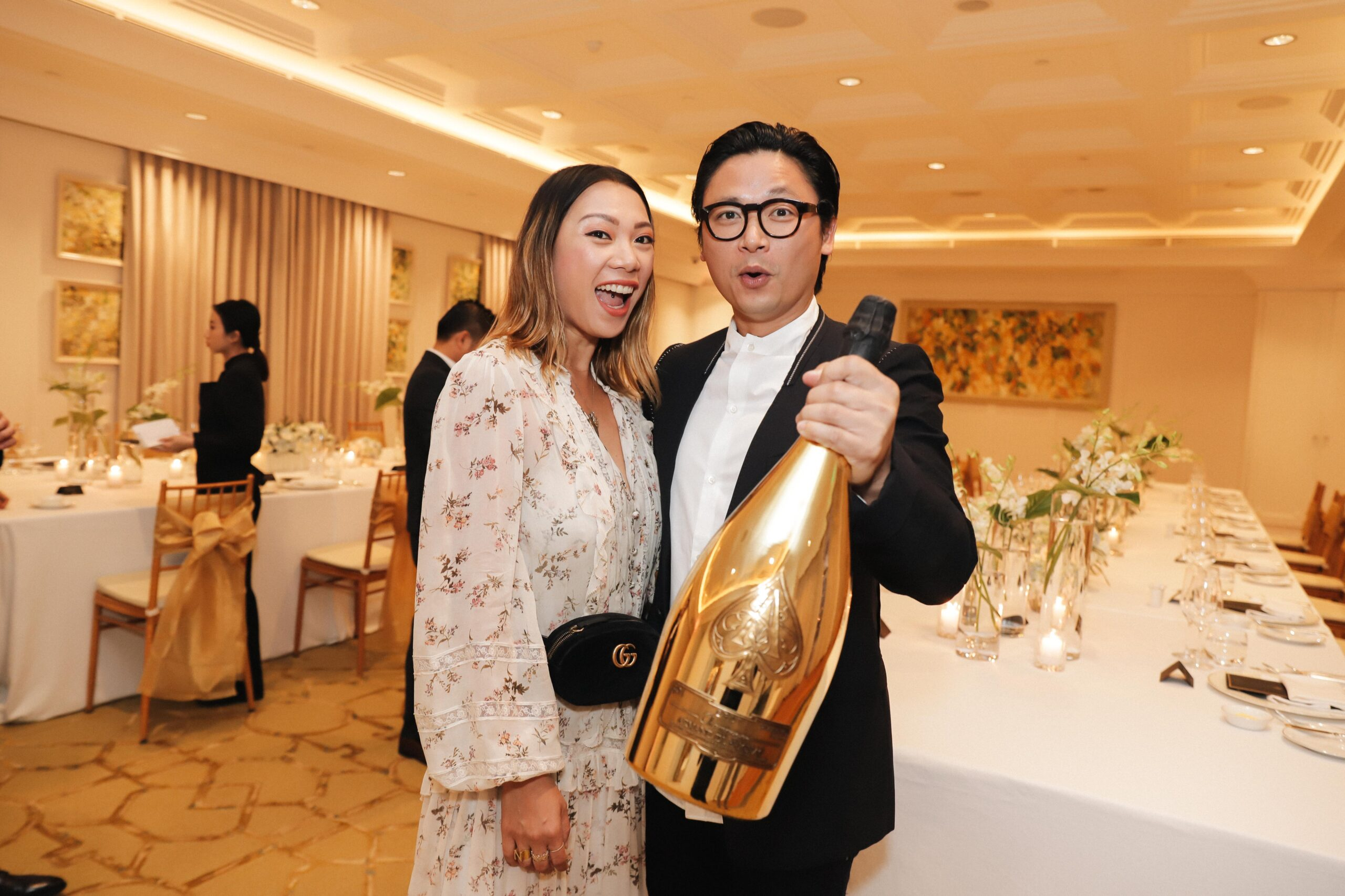 ARMAND DE BRIGNAC CELEBRATES BRAND LAUNCH IN VIETNAM - Armand de Brignac Champagne