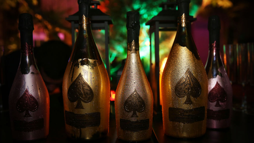 ARMAND DE BRIGNAC & WAYNE BOICH TOAST NFL ICONS, HOSTING SUPER BOWL LIV WEEKEND PRIVATE PARTY